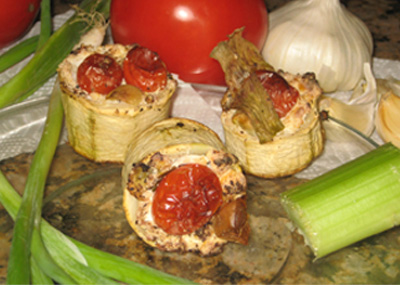 Healthy Appetizers Recipes