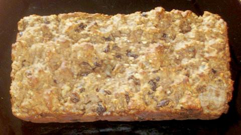 Gluten-Free Soy Oat Nut Bread