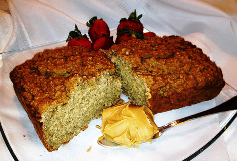 Yogurt Almond Bread