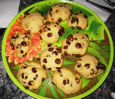 Chocolate Chip Cookies Recipe Baked Without Fattening Butter