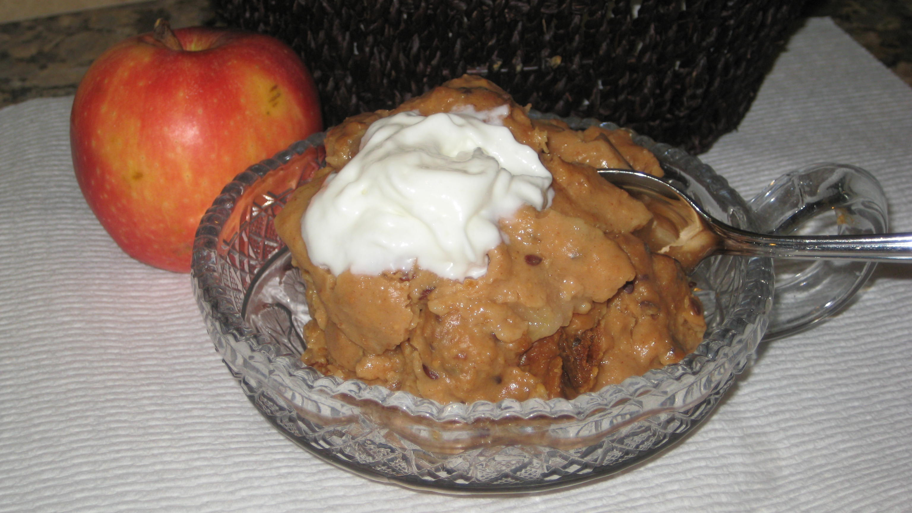 Crock-Pot Apple Pie Gluten Free