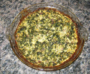 Simple Green Bean Bake