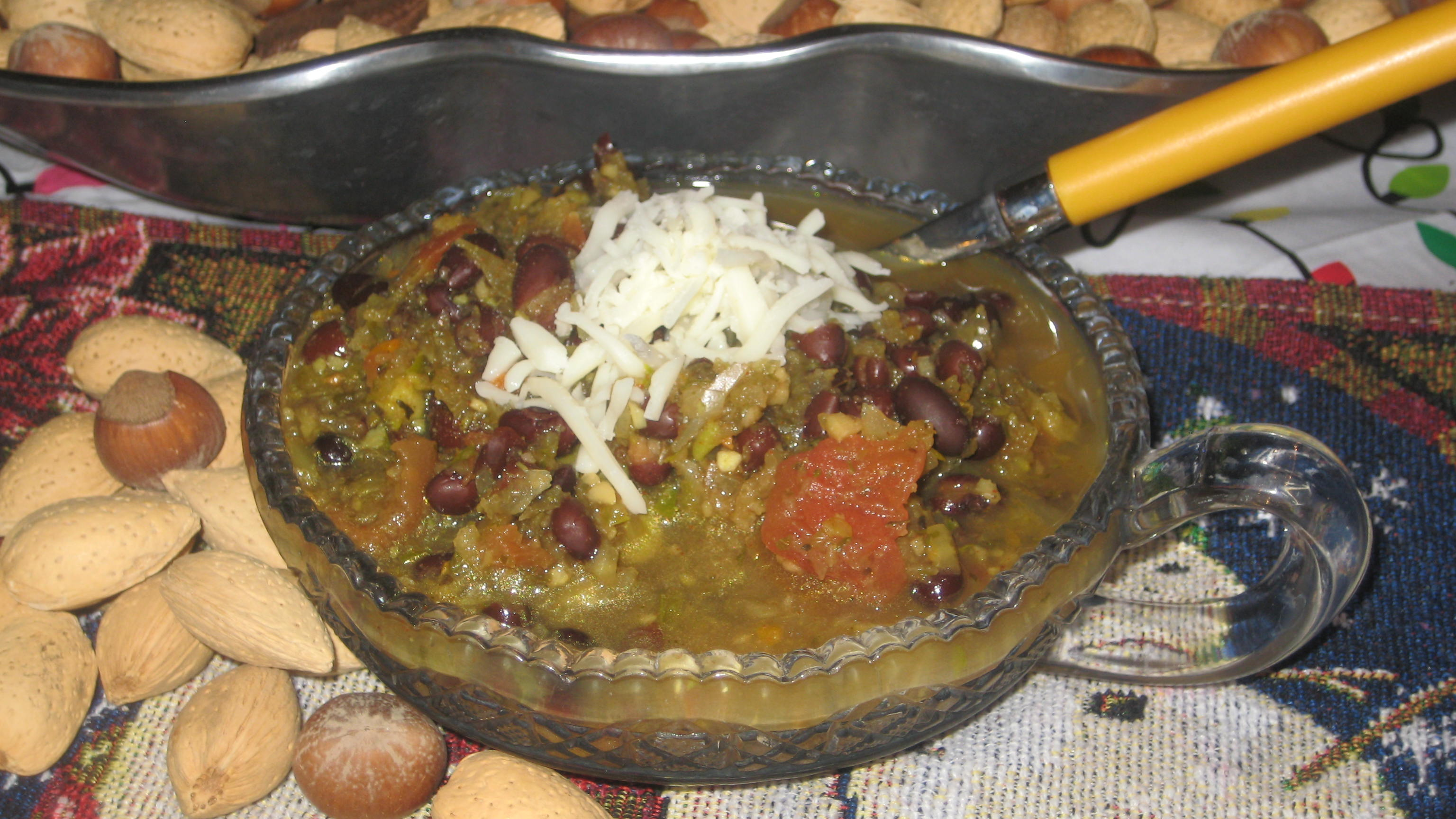 Slow Cooker Mexican Black Bean Soup