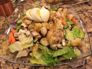 Seafood Lobster Salad