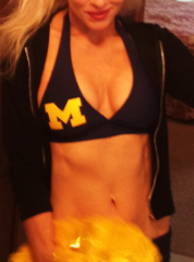 GO BLUE, Beat Kentucky!!