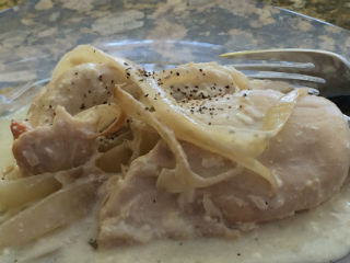 Slow Cooked Creamy Chicken Recipe
