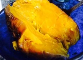 Grilled Sweet Potato