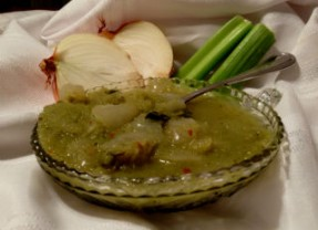 Celery Onion Soup, CLICK HERE For This Detox Recipe