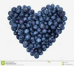 July, National Blueberry Month
