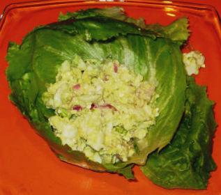 Easy No Mayo Egg Salad Recipe