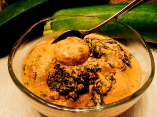 HEALTHY Greens Stew, Creamy & Delicious