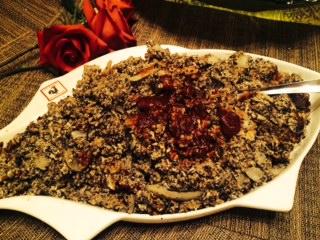 Chicken Portobello Meatloaf, Also Perfect Recipe For Burritos