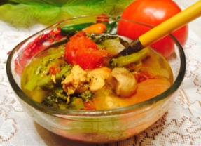 Chicken Stew, A Low Fat – Low Sodium Recipe