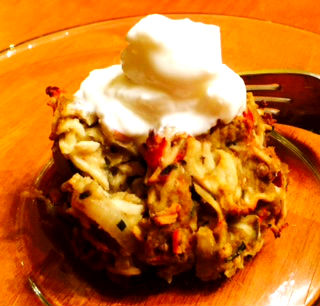 Crab Cakes Recipe With Yummy Eggplant :P