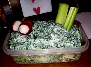 Spinach Dip Recipe YUM!!