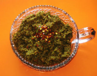 Need A Quick Appetizer, Whip Up VEGETABLE PESTO