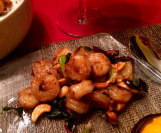 Spicy Cashew Shrimp, Don's Wok Recipe