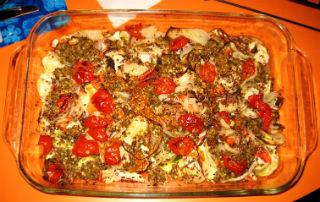 Healthy & Delicious Zucchini Crab Casserole