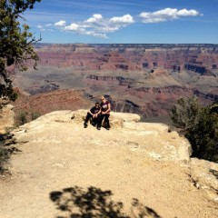 Meatless Monday At The Grand Canyon….