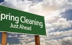 Are You Someone Who Spring Cleans, As In Your Body??