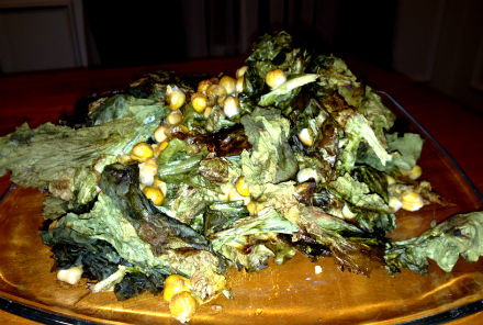 Baked Escarole Recipe