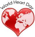 WORLD HEART DAY, September 29, 2015