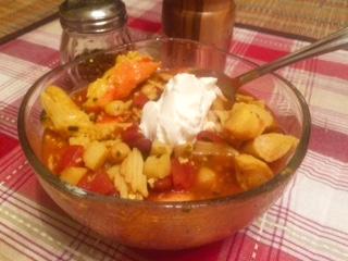 Healthy Hearty Slow Cooker Aritchoke Chicken Stew