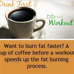 Here's A Tip To Burn A Bit More Fat