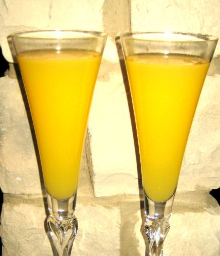 How To Make The Perfect Glass Of Mimosa