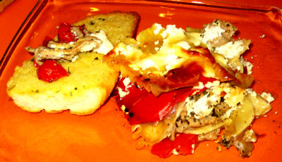 Turkey Lasagna, CLICK HERE For This Delicious Recipe