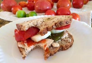 Garden Fresh Chicken Sandwich