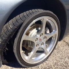 Car Safety Tip…Do You Know How To Handle Blowout On Highway