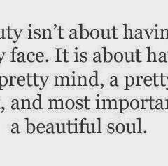 Beauty…