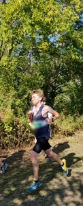 image of cross country runner